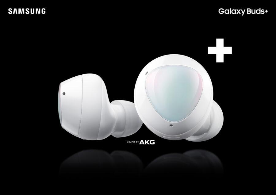 Juhtmevabad kõrvaklapid Samsung Galaxy Buds+