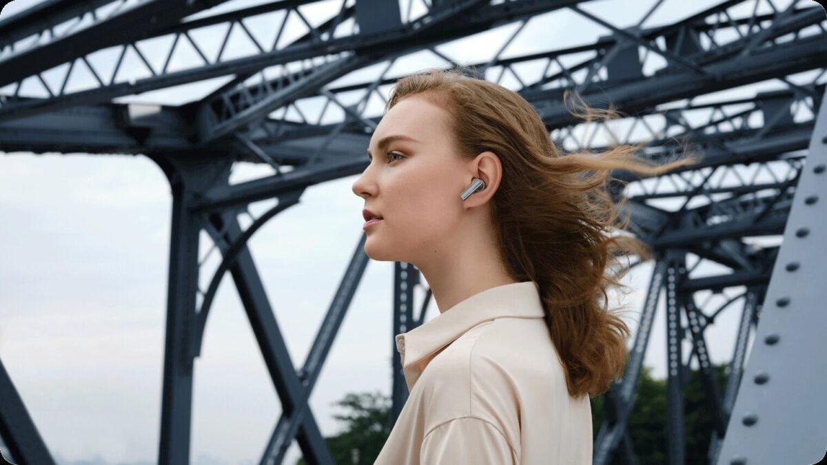 Huawei FreeBuds Pro juhtmevabad kõrvaklapid.