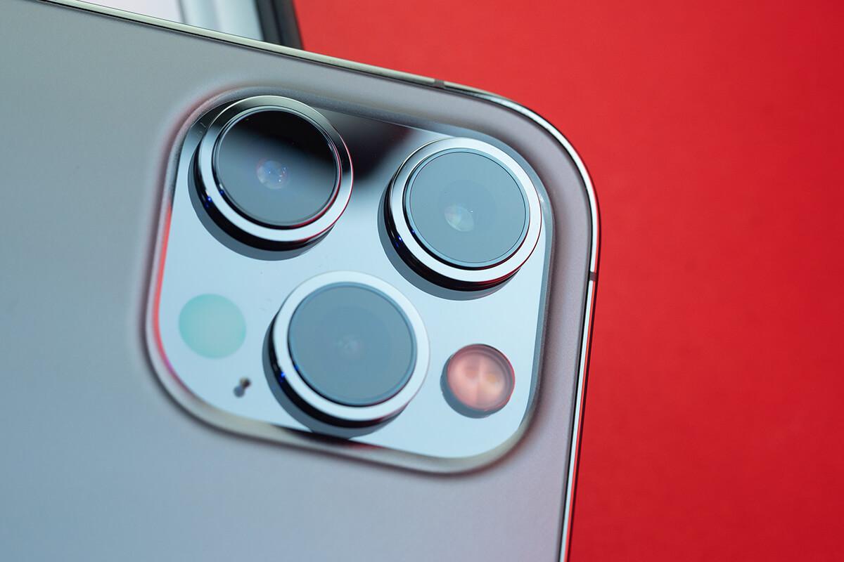 Parim nutitelefoni kaamera - iPhone 12 Pro Max.